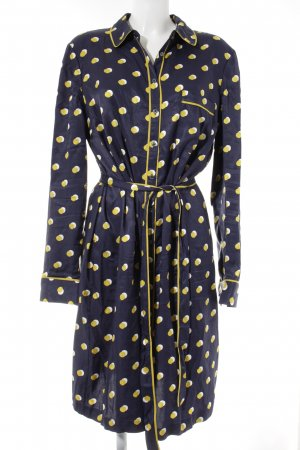 Boden Shirtwaist dress spot pattern