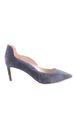 Boden High Heels blau Elegant