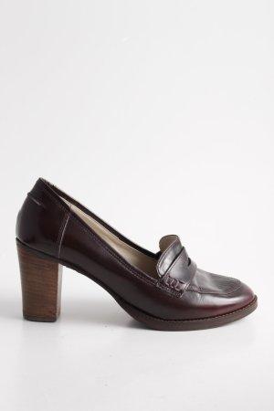 Boden High Heels braun Business-Look