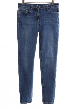 Boden Hoge taille jeans blauw casual uitstraling