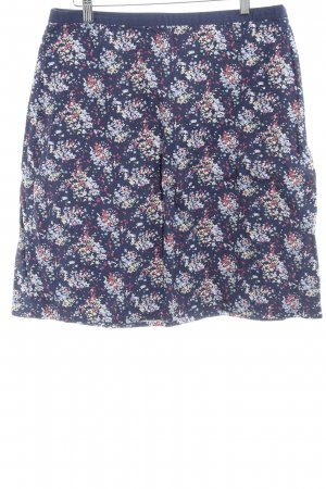 Boden High Waist Rock florales Muster Casual-Look