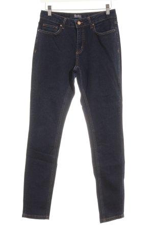 Boden Vaquero hipster azul oscuro look Street-Style