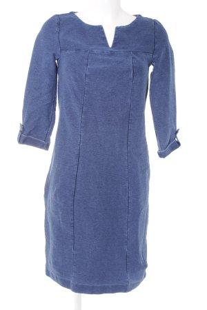 Boden Jeanskleid blau Business-Look