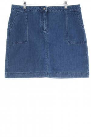 Boden Jeansrock dunkelblau Casual-Look