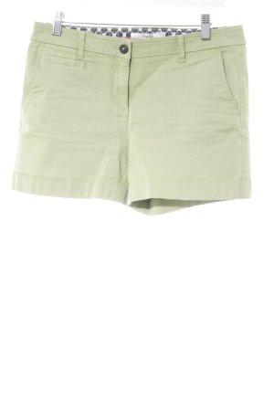 Boden Jeansshorts grasgrün Casual-Look