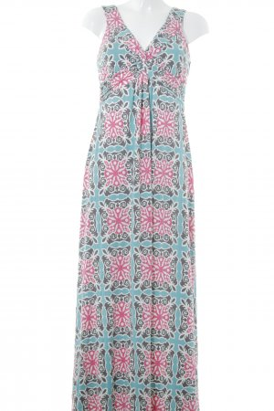 Boden Jersey Dress abstract print casual look