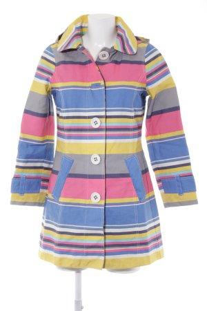 Boden Manteau à capuche motif rayé style extravagant