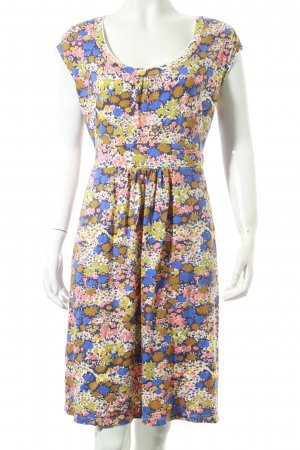 Boden Kleid Blumenmuster klassischer Stil
