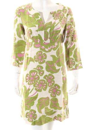 Boden Kleid florales Muster Casual-Look