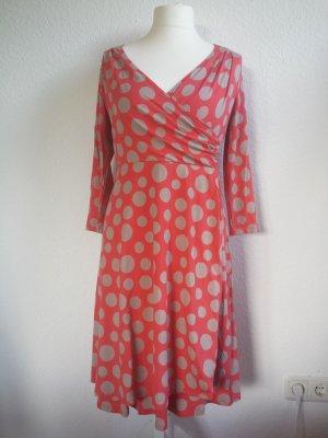 Boden Kleid gepunktet