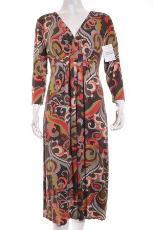 Boden Kleid mehrfarbig Gypsy-Look