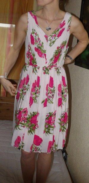 Boden Kleid Neu Blumen 34 UK8 mit Etikett Hochzeit Kommunion Tauf