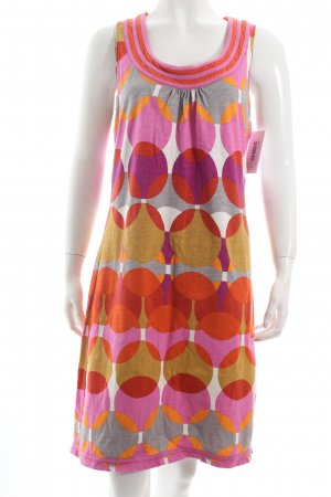 Boden Kleid Punktemuster extravaganter Stil