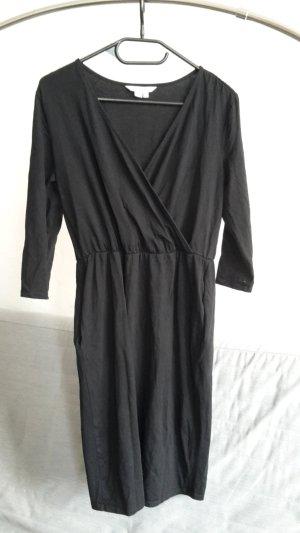 Boden Kleid schwarz UK10 L 36 S