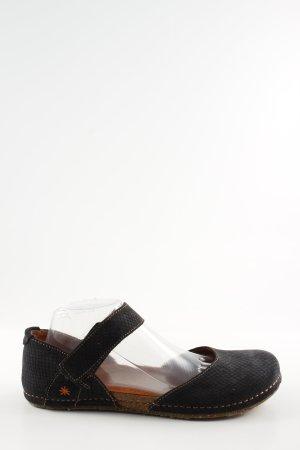 Boden Sandalias cómodas negro-marrón look casual