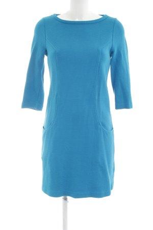 Boden Kurzarmkleid neonblau Casual-Look