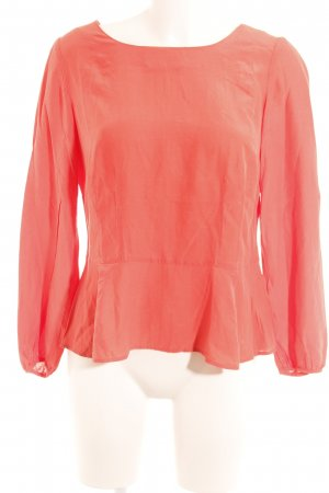 Boden Langarm-Bluse lachs Casual-Look