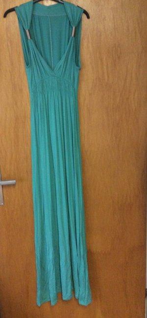 Boden langes Sommerkleid und ein kurzes Kleid