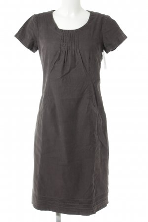 Boden Midi Dress grey lilac business style