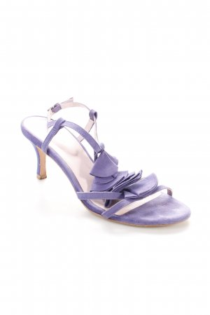 Boden Riemchen-Sandaletten lila klassischer Stil