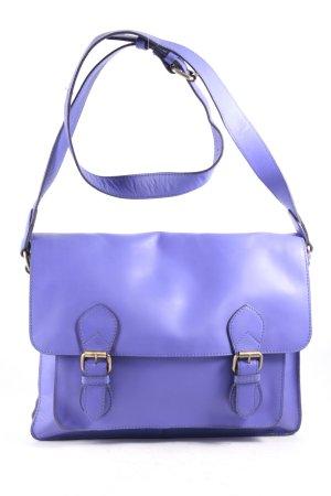 Boden Satchel blau Street-Fashion-Look