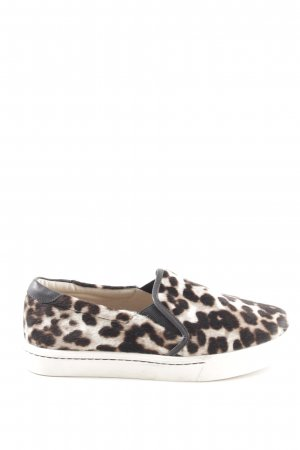 Boden Scarpa slip-on motivo animale stile stravagante