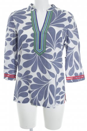 Boden Schlupf-Bluse florales Muster Beach-Look