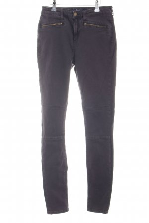 Boden Skinny Jeans lila Casual-Look