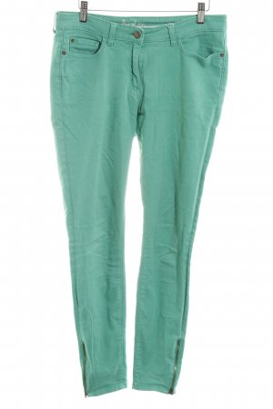Boden Skinny Jeans grass green casual look