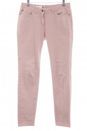 Boden Slim jeans stoffig roze casual uitstraling