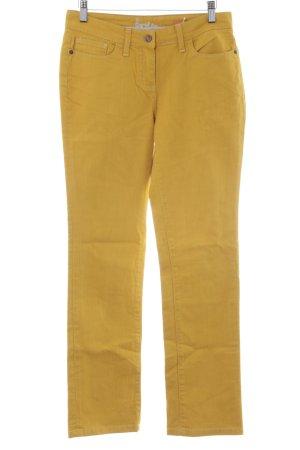 Boden Slim Jeans goldorange Casual-Look