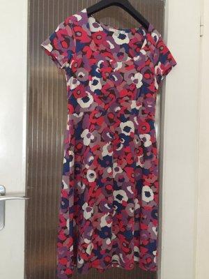 Boden Sommerkleid Baumwolle floral Gr.12
