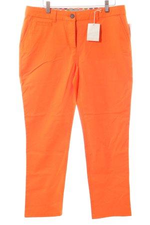 Boden Straight-Leg Jeans neonorange Casual-Look
