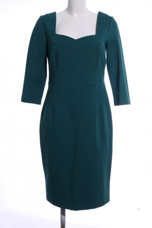 Boden Stretch Dress blue business style