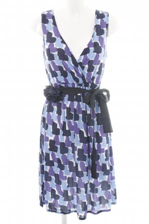 Boden Stretchkleid grafisches Muster Casual-Look