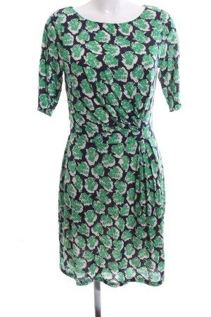 Boden Stretch jurk volledige print elegant