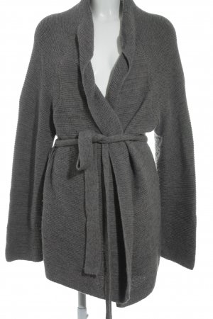 Boden Strick Cardigan grau Casual-Look