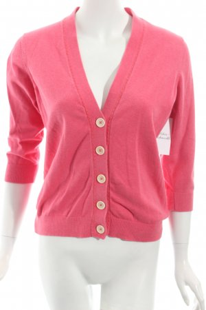 Boden Strick Cardigan pink Casual-Look