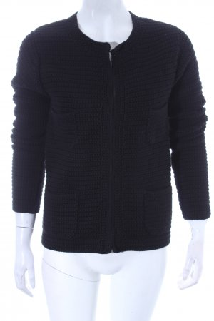 Boden Strick Cardigan schwarz Casual-Look