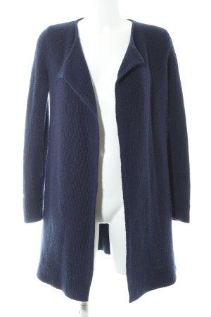 Boden Strickjacke dunkelblau Casual-Look