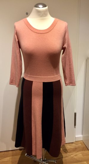 Boden Knitted Dress multicolored