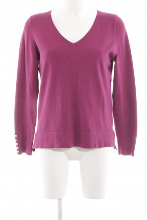 Boden Strickpullover pink Casual-Look