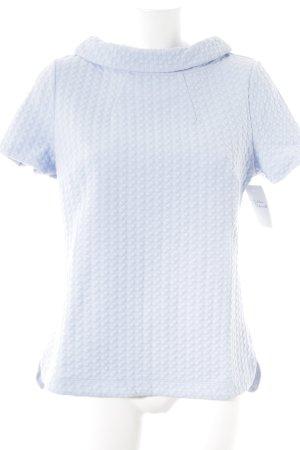 Boden T-shirt azzurro motivo grafico stile casual
