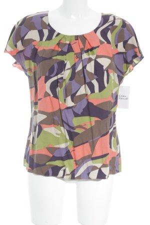 Boden T-shirt Patroon-mengeling extravagante stijl