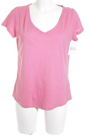Boden T-Shirt pink schlichter Stil