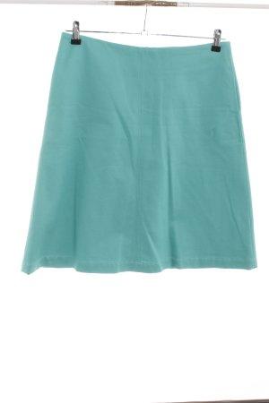 Boden Circle Skirt turquoise elegant