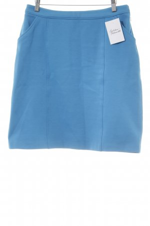Boden Circle Skirt neon blue casual look