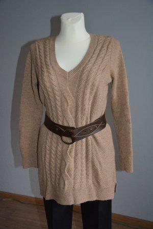 Boden Tesa V-Ausschnitt Oversize Pullover/Tunika, Gr L