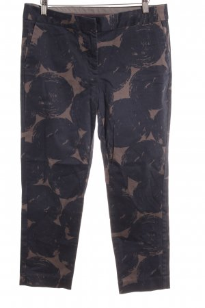 Boden Treggings slate-gray-grey abstract pattern casual look