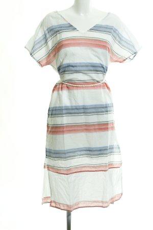 Boden Vestido tipo túnica multicolor look casual